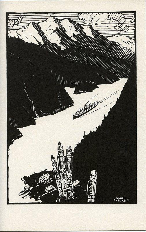Alaska Steamship Company, July 22, 1936
