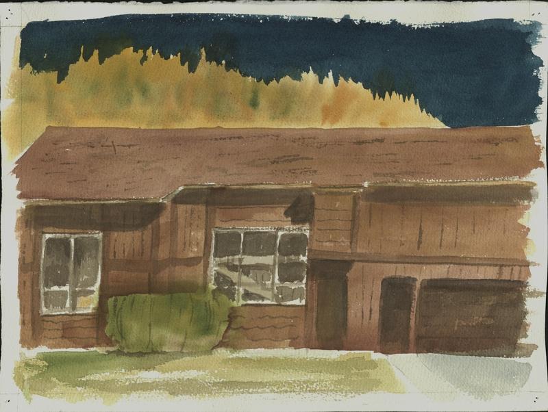 House at 7141 Dawn Dr., Anchorage
