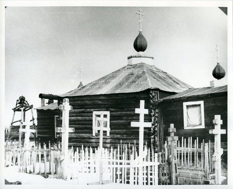 Saints Peter and Paul Russian Orthodox Chapel, Sleetmute
