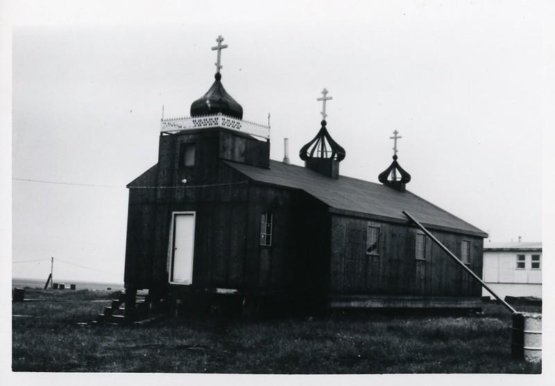 St. Gabriel Church in Kongiganak