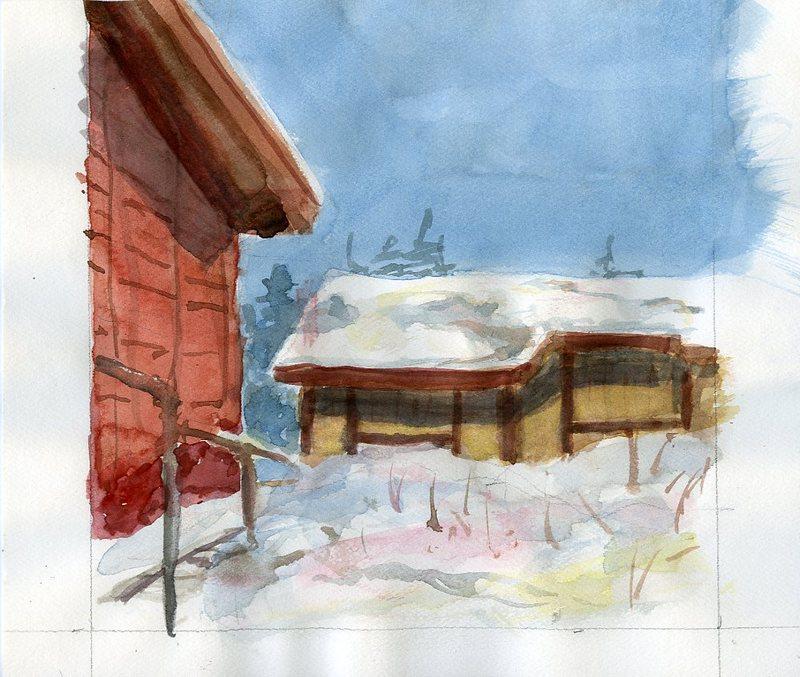 House at 7141 Dawn Dr, Anchorage