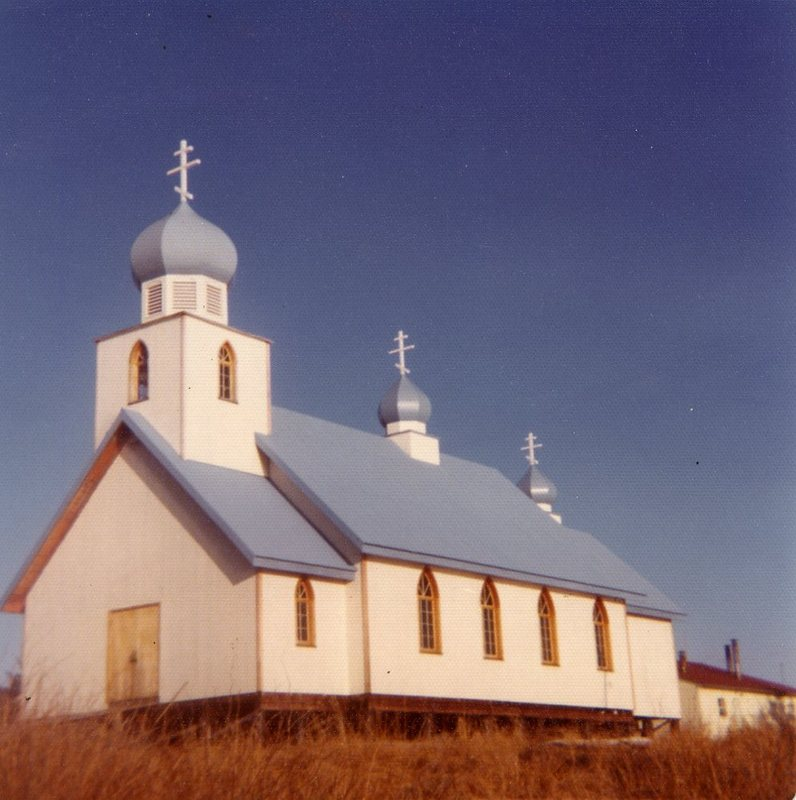 St. Nicholas Church, Tatitlek, Alaska
