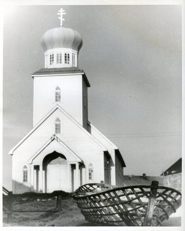 St. George Church, St. George Island, Alaska