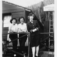 Camille, Clarisse, Helen, 1944-1945