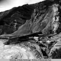 Healy River coal mine on Healy Creek