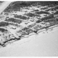 Aerial view-Beaver, 1959