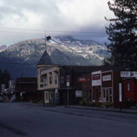 Main Street, Skagway, 1990