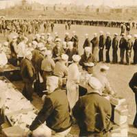 Navy anniversary party, Kodiak