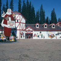 Papa and Santa Claus, 1978