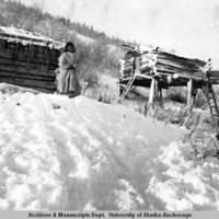 Nellie Atoruk, Kiana, Alaska, 1939