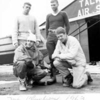 Mountain climbers, 1963