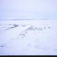 Eek aerial view, 1981