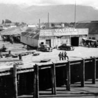 Valdez Dock, 1944-1945