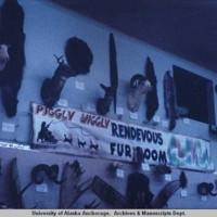 Piggly Wiggly Fur Rondy Fur Room, 1958