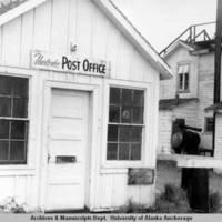 Unalaska Post Office, 1947
