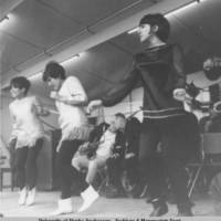 Entertainment at the Governor's Picnic, 1966