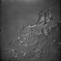 Halibut Cove aerial photograph, circa 1961