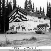 Santa Claus House, 1975