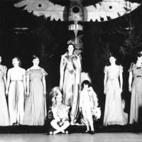 Fur Rondy Royal Court, 1938