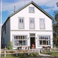 Manley Hot Springs Roadhouse.