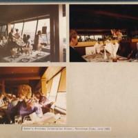 British Women's Club of Anchorage at Petroleum Club, 1983