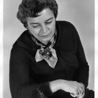 Portrait of Ruth Schmidt