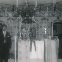 Indian church, Chenega