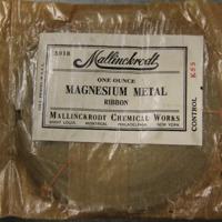 Magnesium Metal.