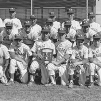 West Anchorage All-Stars, Babe Ruth league, 1972