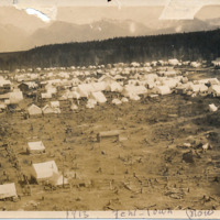 Tent City, 1915