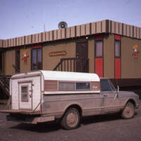 Pepe's North of the Border restaurant in Barrow, 1984