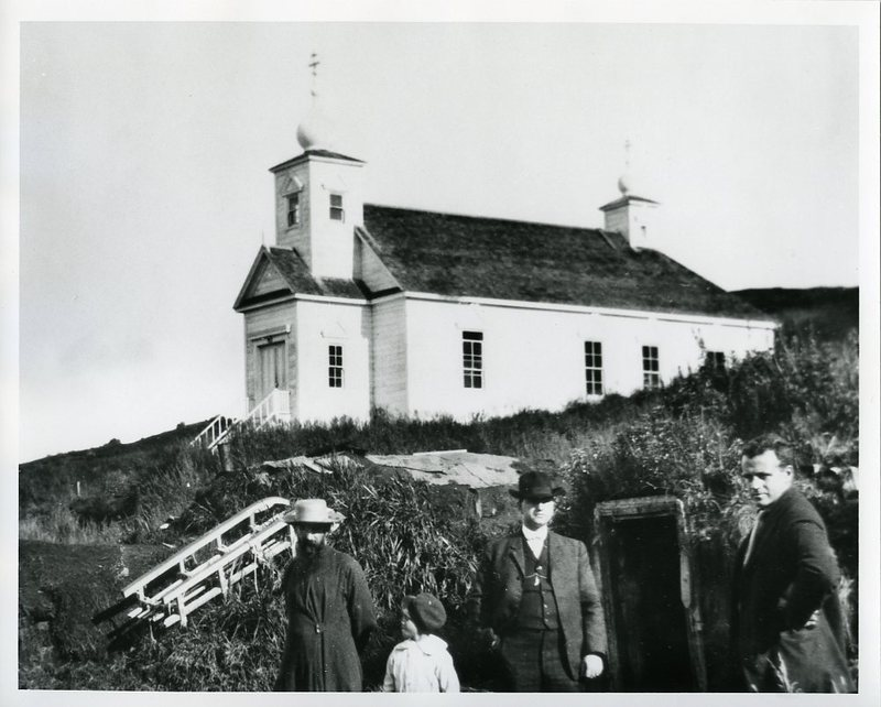 Transfiguration of Our Lord Chapel in Nushagak