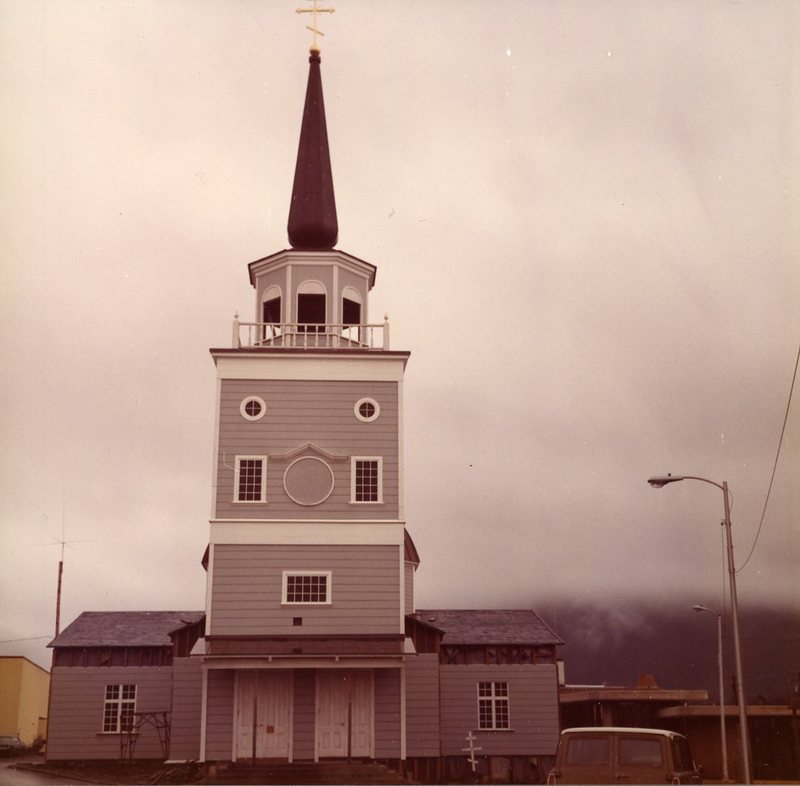 St. Michael the Archangel Cathedral in Sitka
