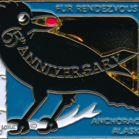 Fur Rondy pin, 2000