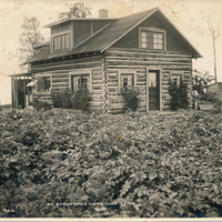 An Anchorage home, 1919