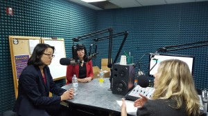 Deb the Librarian interviews Helen Chen and Tracy Penny Light